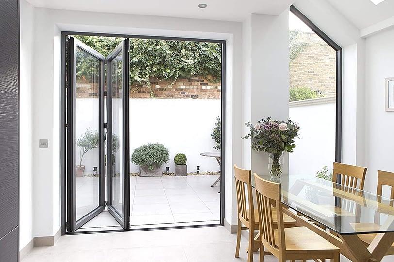 2 panel bifold door Southall windows