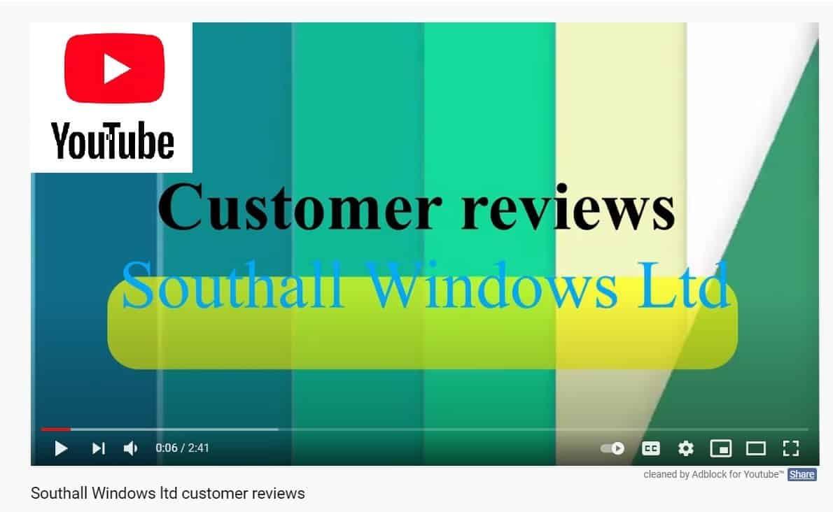 Southall Windows Customer reviews