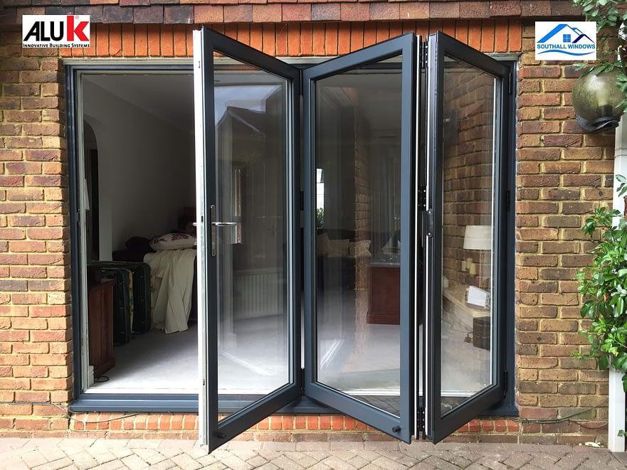 Southall Windows Aluminium doors Aluk
