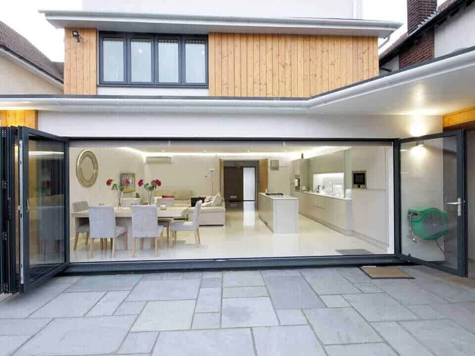 rear extension Southall Windows
