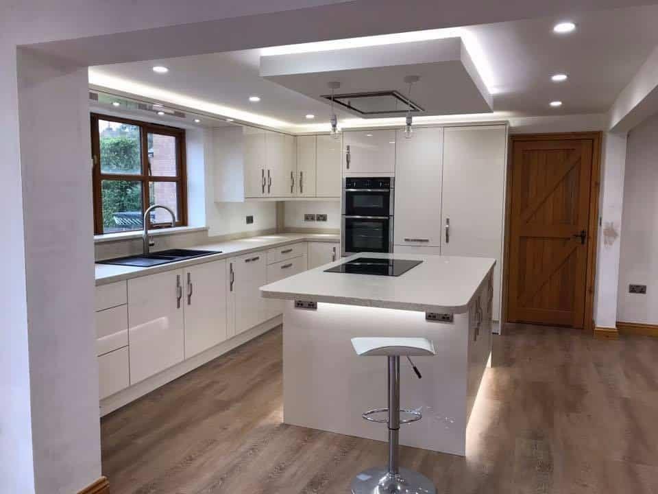 Kitchen renovation Southall Windows