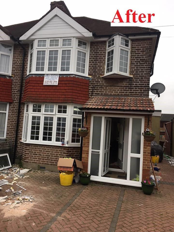 Double Glazing in Feltham