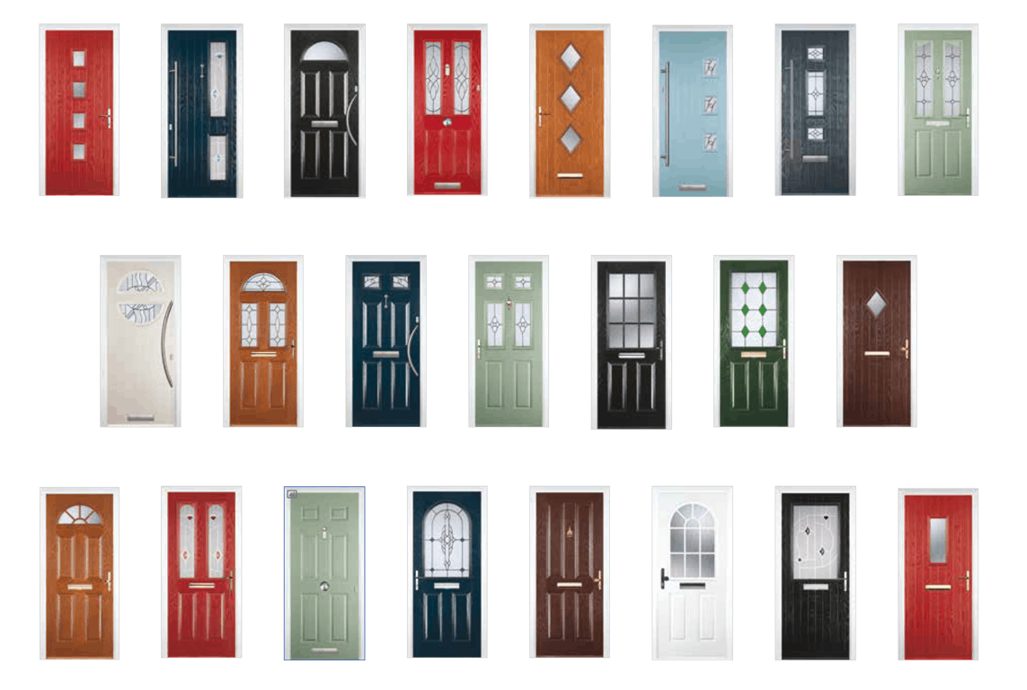 Southall Windows Composite doors